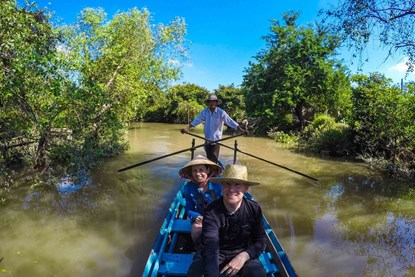 My Tho - Ben Tre - Ho Chi Minh Day tour