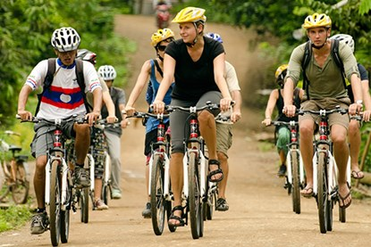 Mountain Ride - Laos Day Tour