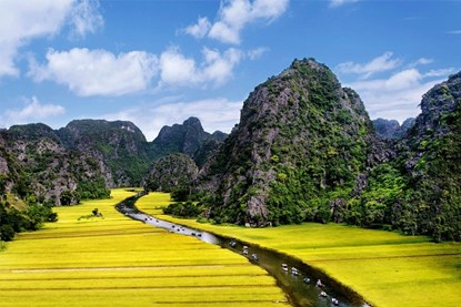 Tam Coc River - Vietnam Package Tours