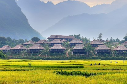 Mai Chau - Vietnam Package Tour