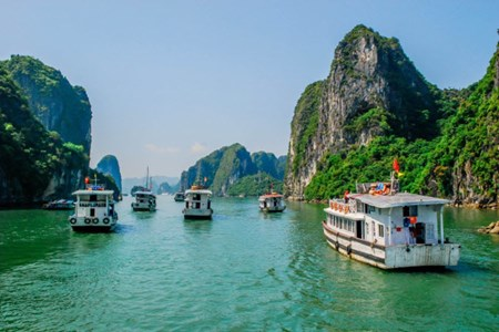 Picture for category Vietnam's Ha Long Bay gets another int'l complement